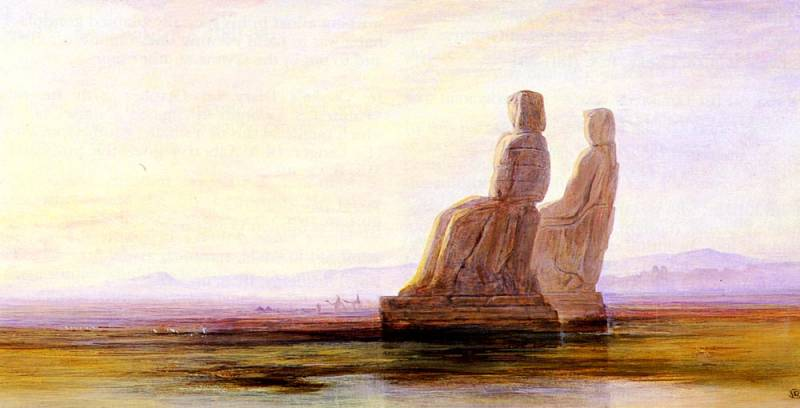 Lear_Edward_The_Plain_Of_Thebes_With_Two_Colossi.jpg