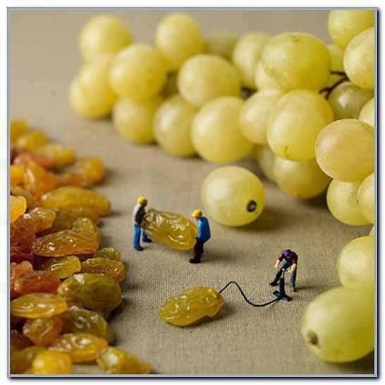Виноград как из него сделать изюм