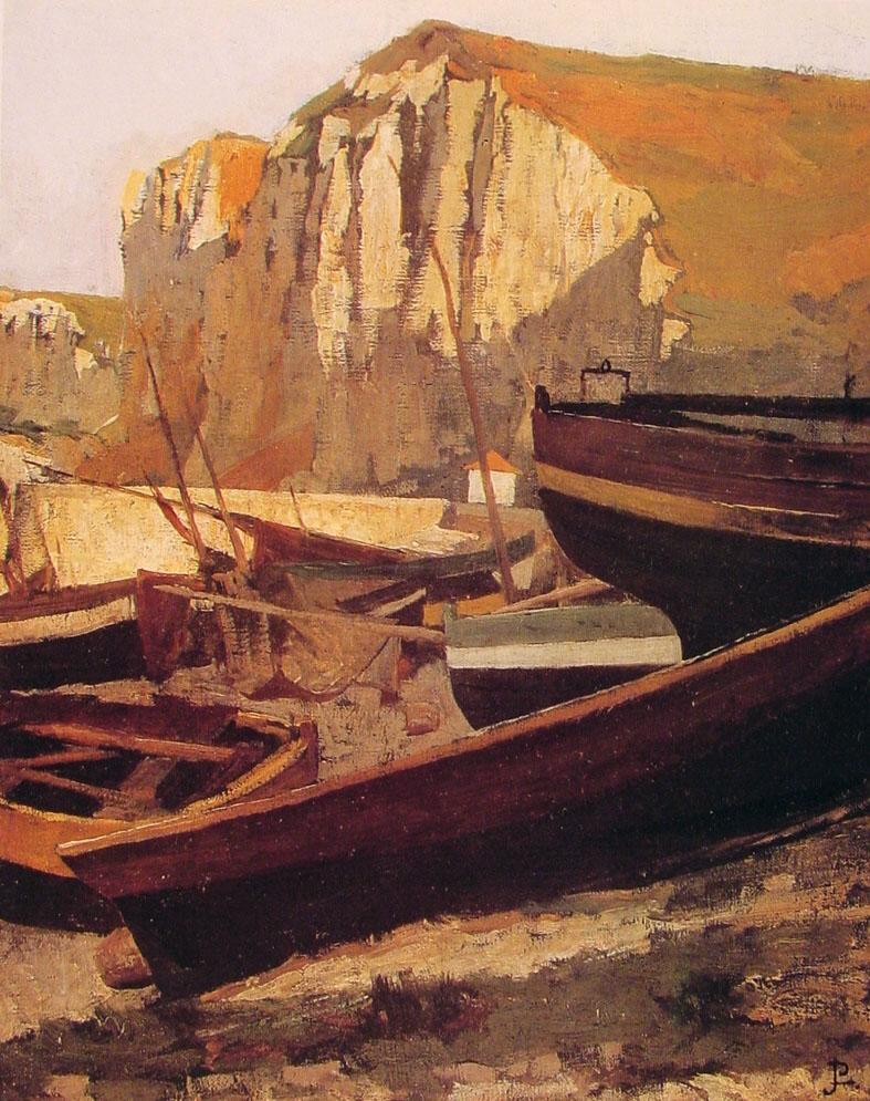 Barques_au_pied_dune_falaise_en_Normandie.jpg