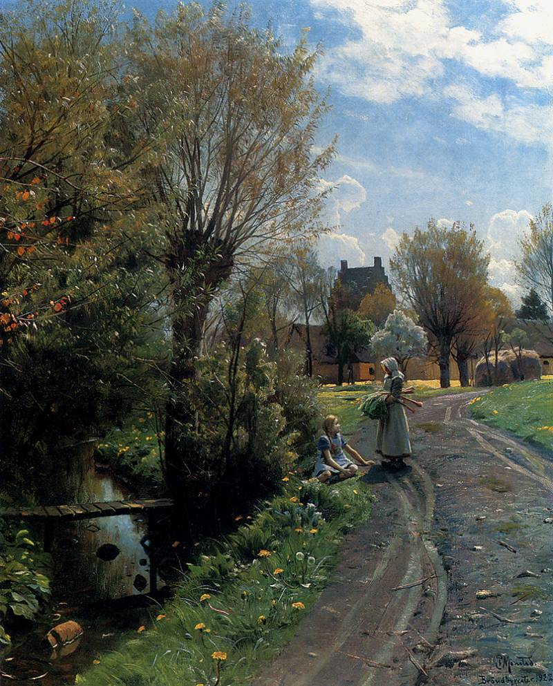 Monsted_Peder_By_The_River_Brondbyvester.jpg