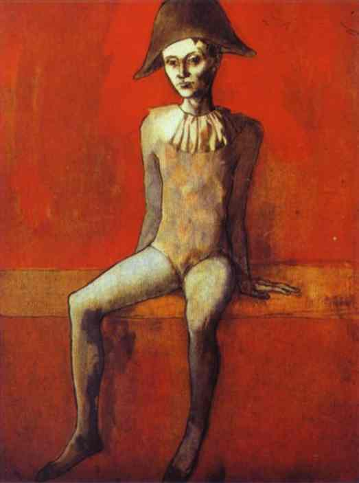 PabloPicasso-HarlequinSittingonaRedCouch.JPG
