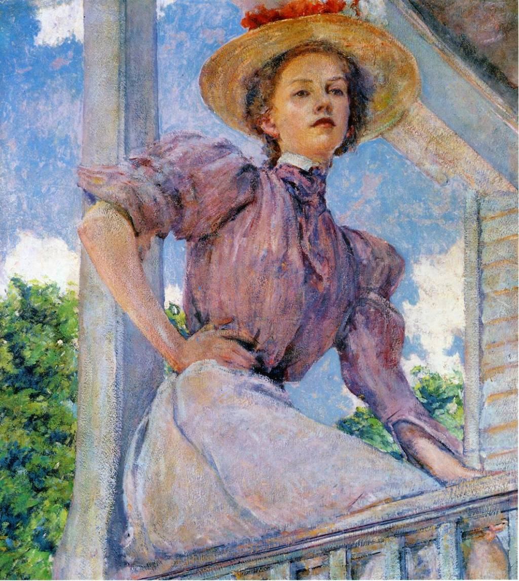 Reid_Robert_Lewis_A_Summer_Girl.jpg