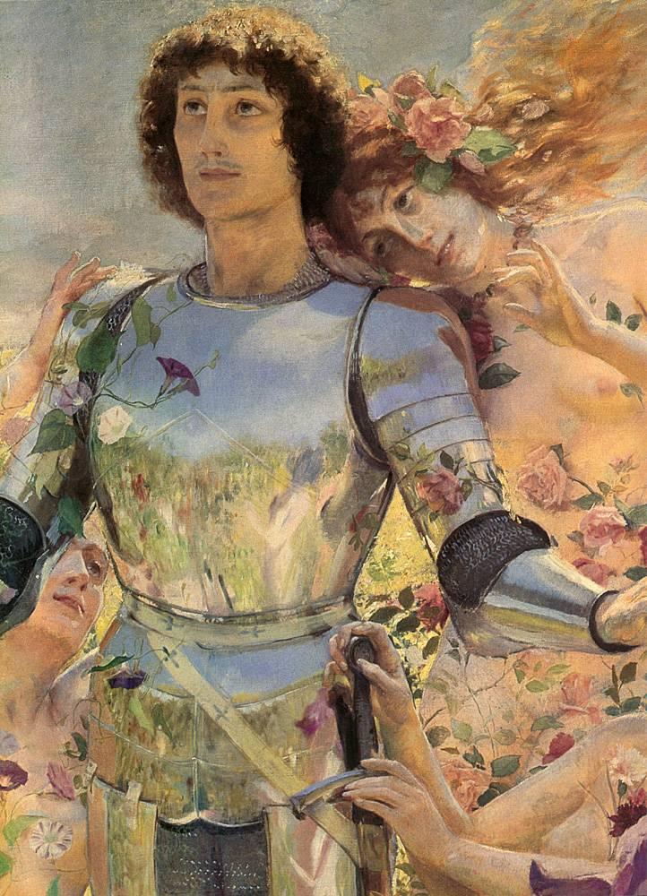 Rochegrosse_The_Knight_of_the_Flowers_detail_left.jpg