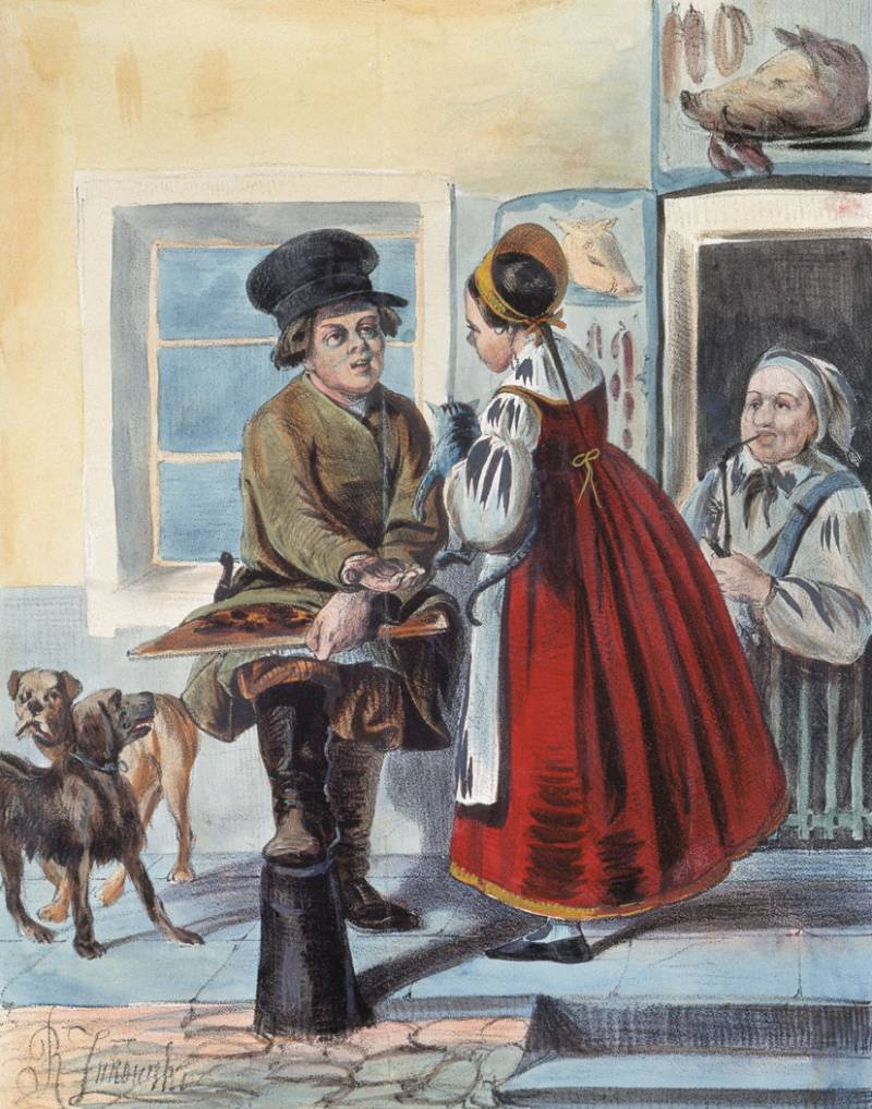 ZhukovskijRudolfRaznoschikkoshechnojgovjadiny1843.jpg