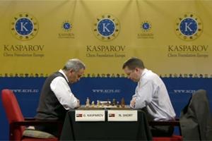 Каспаров-Шорт 2011