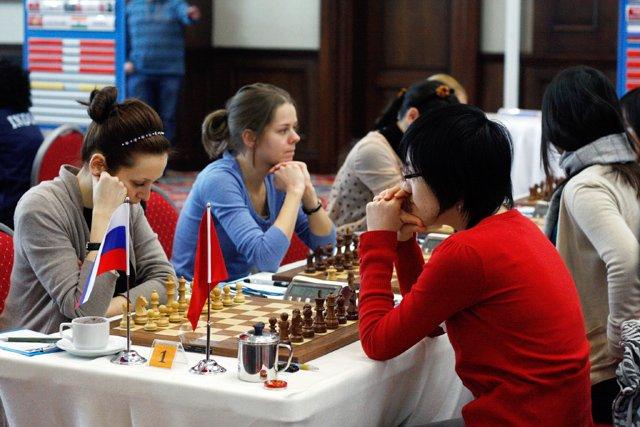 Командный чемпионат мира среди женщин. Мардин 2011
